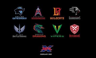 Logos XFL
