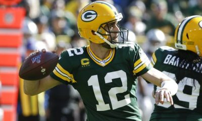Rodgers vs Raiders