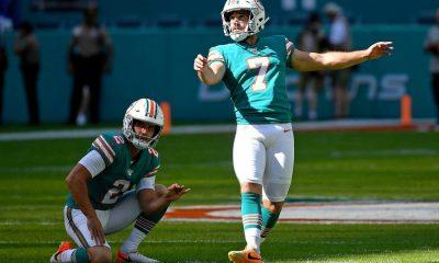 Jason Sanders Miami Dolphins